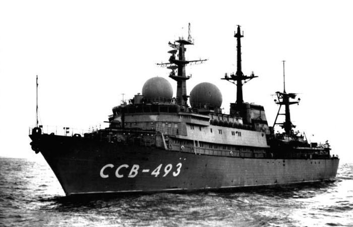 Разведывательный корабль «Урал»: с верфи на металлолом
