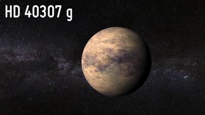 Астрономы обнаружили потенциально пригодную для жизни суперземлю