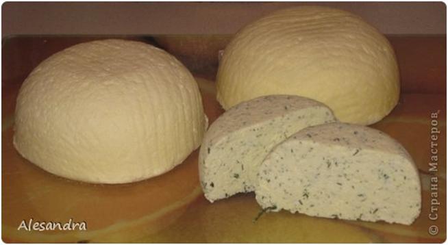Очень вкусный сыр - сулугуни, приготовить самим совсем не сложно