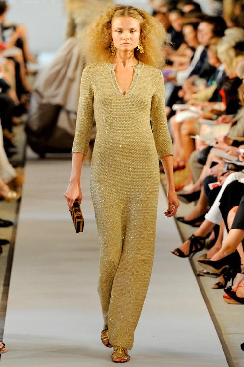 Платье, как у Оскара де ла Рента