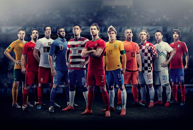 Самое интересное о футболе