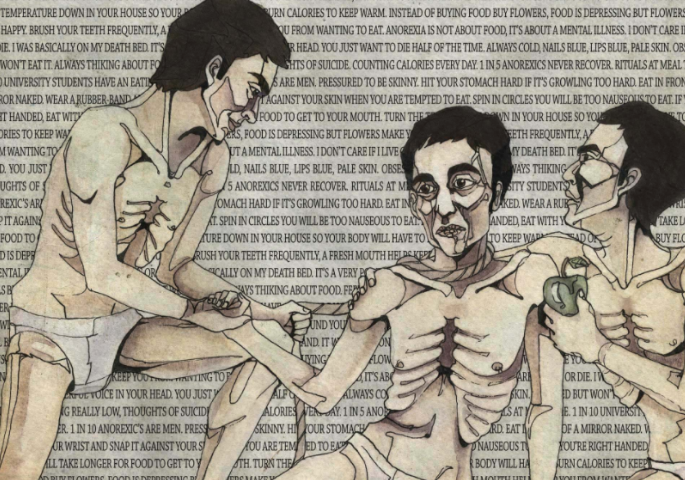 Анорексия: болезнь, которая …
