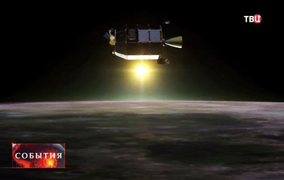 """Зонд """"Кассини"""" сделал четкие фотографии северного полюса Энцелада"""
