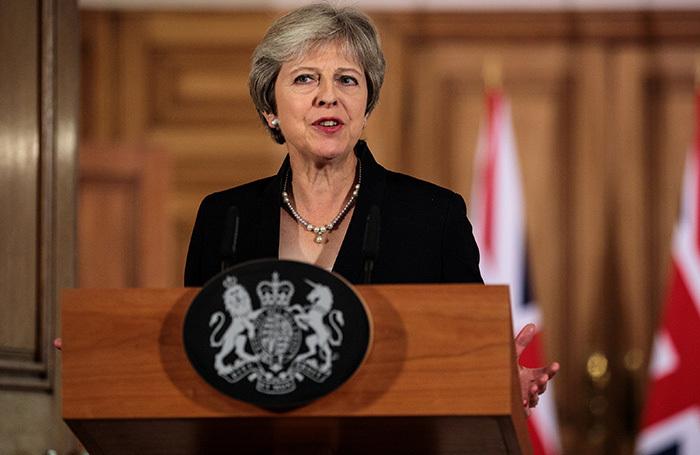 Тереза Мэй: переговоры по «Брекзиту» зашли в тупик