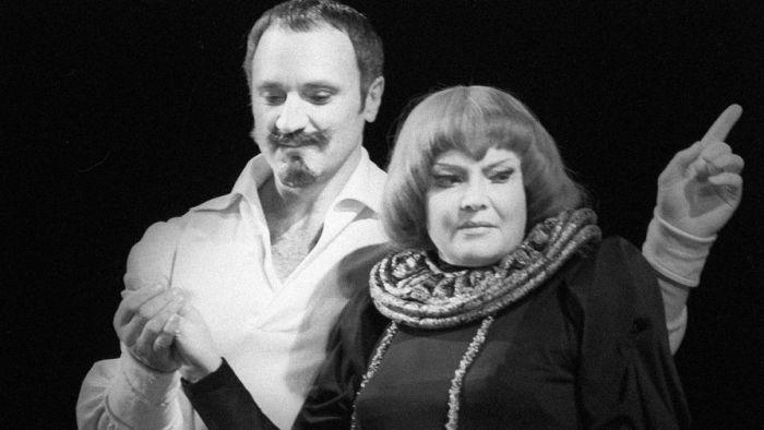 Борис Химичев и Татьяна Доронина. / Фото: www.gazeta.ru