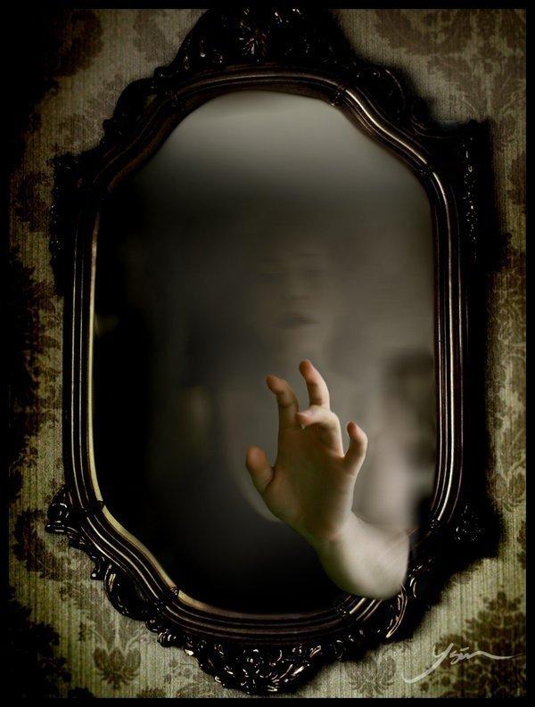 Смерть Русы, зеркала, злые силы, обряды, приметы, русалки, суеверия