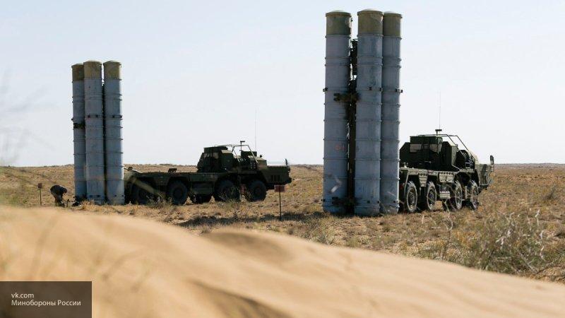 МИД РФ ответил на критику США по поводу поставок российских С-300 в Сирию