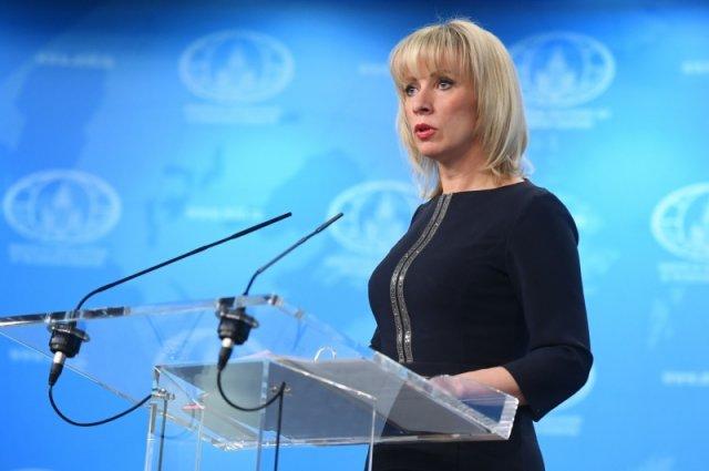 Мария Захарова раскрыла исти…