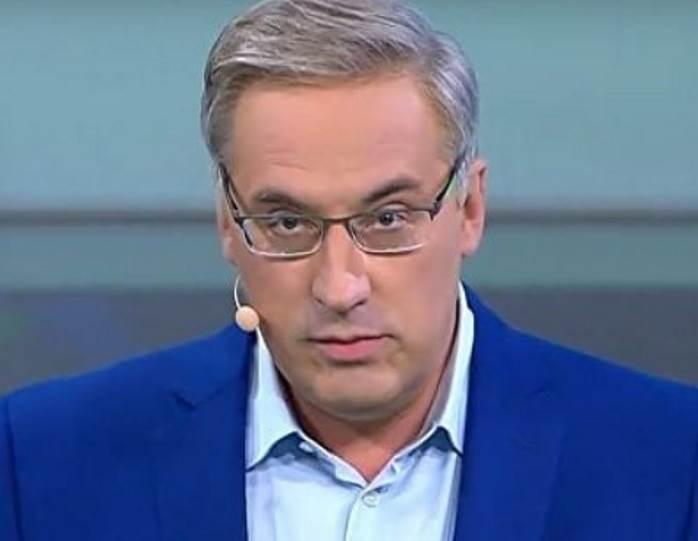 Ведущий Андрей Норкин выгнал из студии Александра Никонова