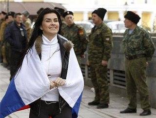 Ответ крымчанки всем украинцам