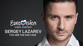 Видео: песня Сергея Лазарева…
