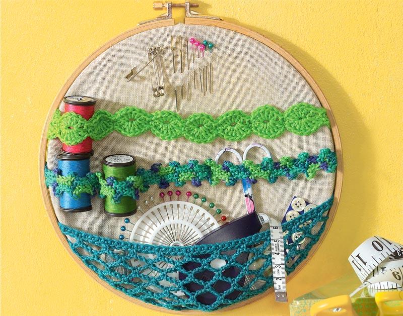 Мини-органайзер для швейных принадлежностей своими руками