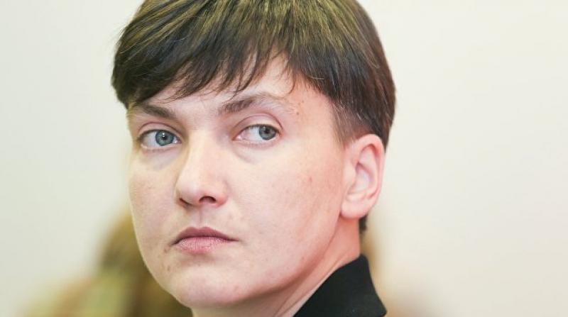 Савченко заявила, что Админи…
