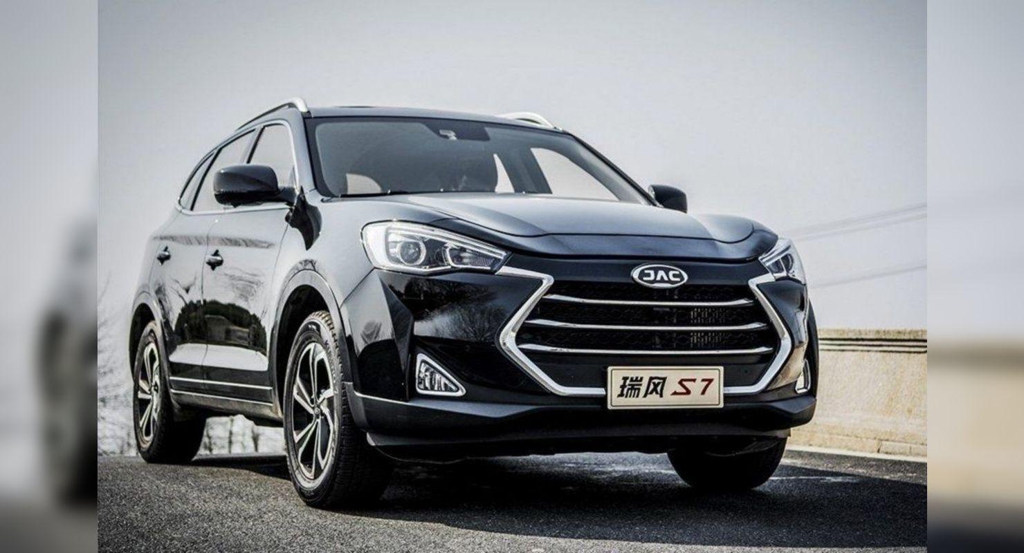 В 2021 году JAC привезет в Россию новые модели Автоновинки