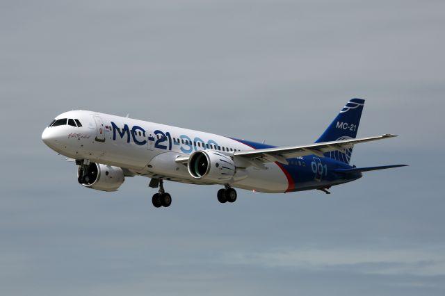 МС-21-300 дешевле конкурентов от Airbus и Boeing