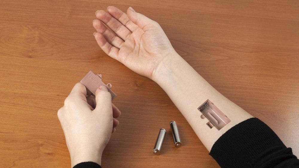 Искусственную кожу и биоэлектроды используют в медицине