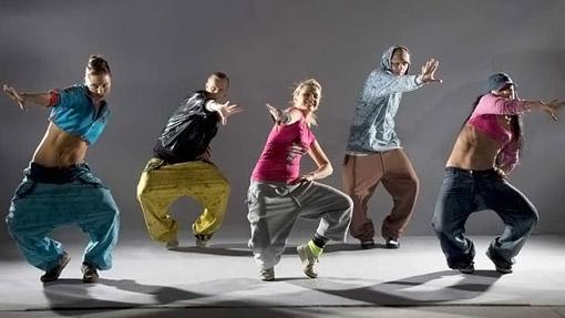 Основные виды современных танцев. Танец Хаус