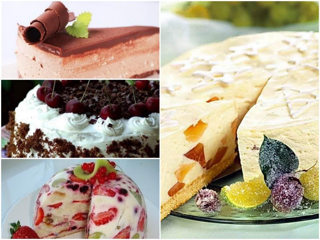 моделей легкие тортики рецепты с фото без выпечки кухня