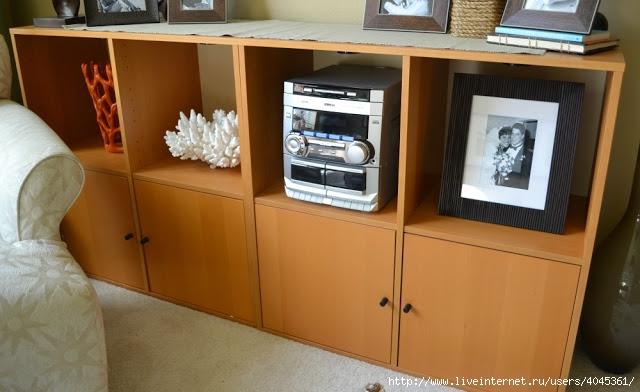 Как перекрасить мебель: две идеи