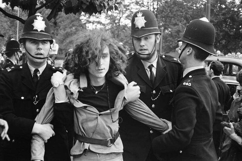 1969 год интересное/. фотографии, история, хиппи