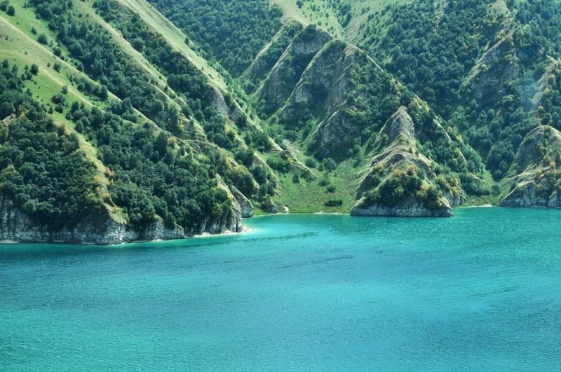 Мало кому известное, сказочно красивое озеро