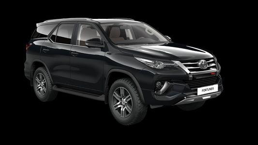 Toyota Fortuner: немного тюнинга от придворного ателье