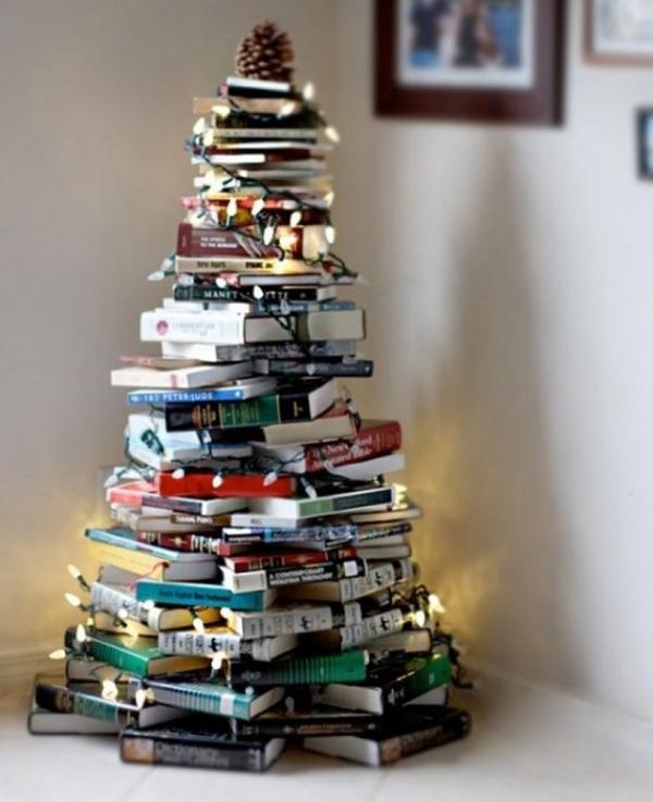 20 потрясающих идей для новогодней елки. Создай уникальное дерево своими руками!