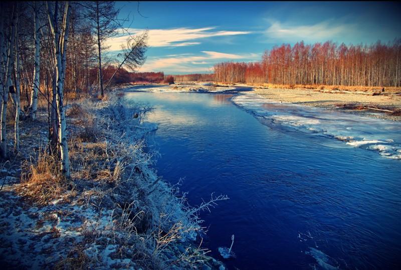 Зима в России — это шедевр н…