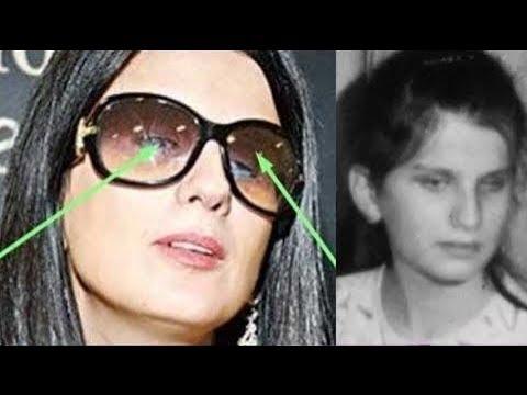 Диана Гурцкая сняла очки ради новой фотосессии