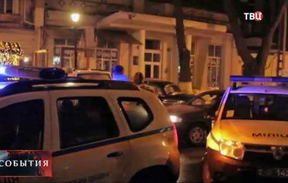Житель Харькова, захвативший в заложники сотрудников АЗС, уничтожен