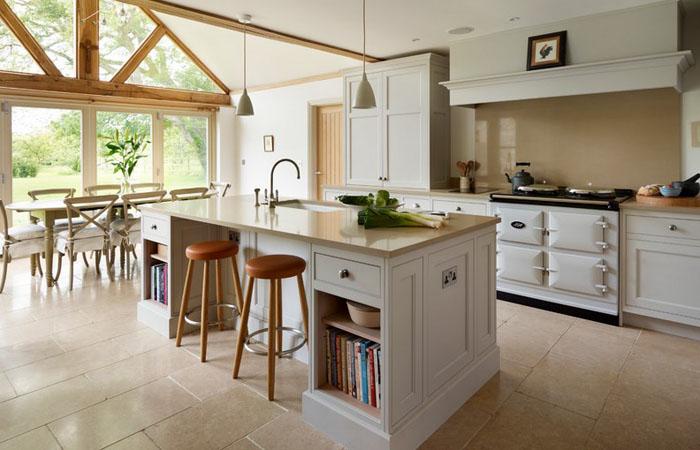 Интерьер кухни от Teddy Edwards