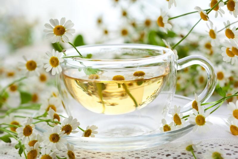 чай с ромашкой давление