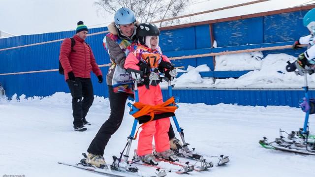 Лыжи, которые лечат