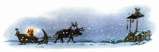 Новогодние Рождественские и зимние сказки