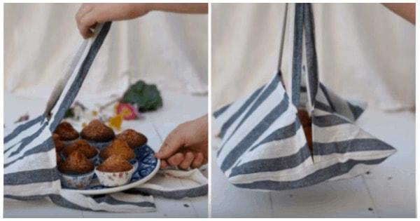 Сумка-переноска для пикника: фото-идеи и мастер-класс