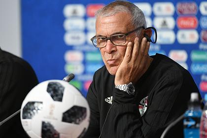 Тренера сборной Египта решил…