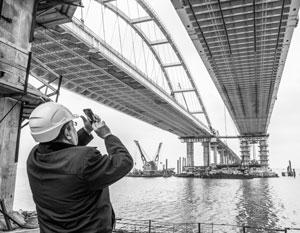 Украина предъявила России претензии по поводу «прав морской державы» и Крымского моста
