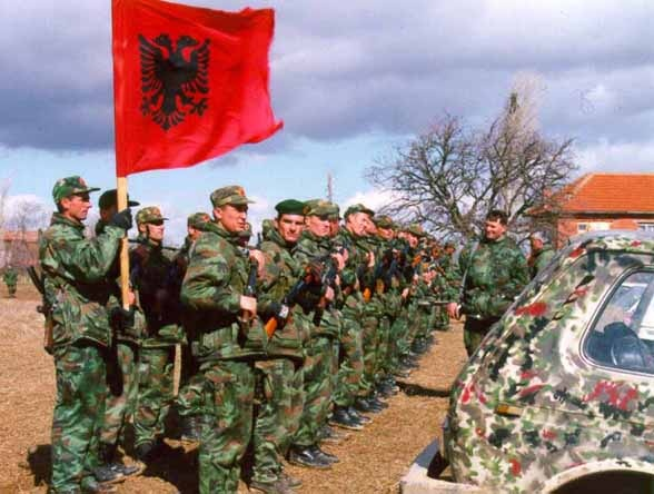 the kosovo liberation army and its peace talks with nato The going at the kosovo peace talks may be tough already, but it is likely to get even harder when they move on to the proposed deployment of nato peacekeepers in serbia's strife-torn southern.
