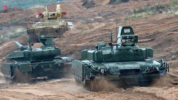 «Реактивные» танки избавят от «украинского» оружия