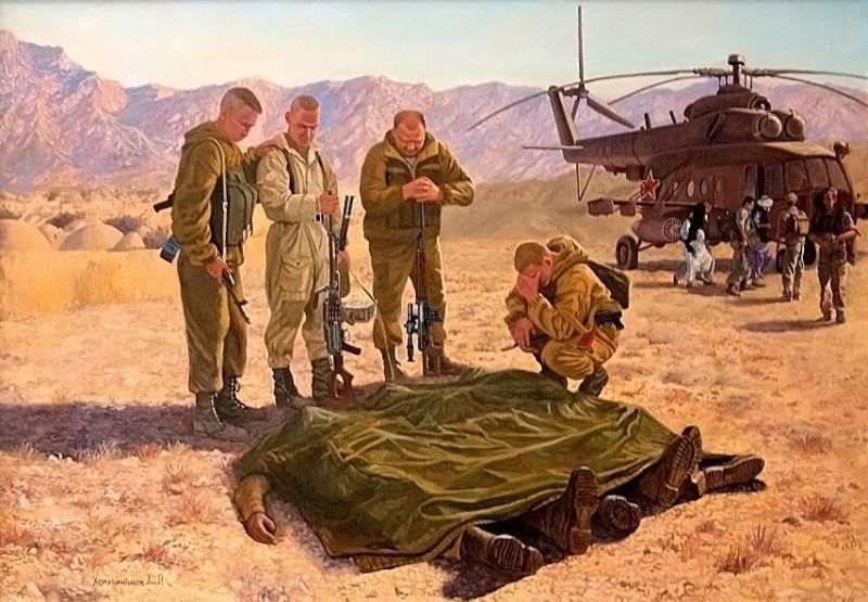 Роковая ошибка майора Терентьева Афганистан,сражение,СССР,трагедия