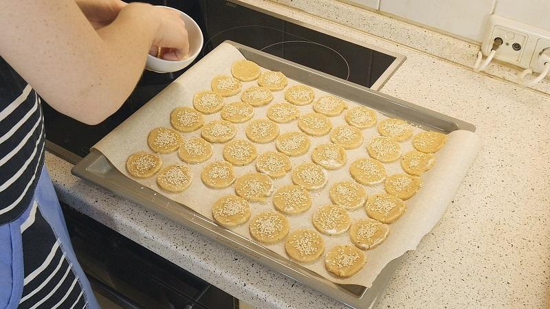 Сырное печенье - легкий и изумительный рецепт
