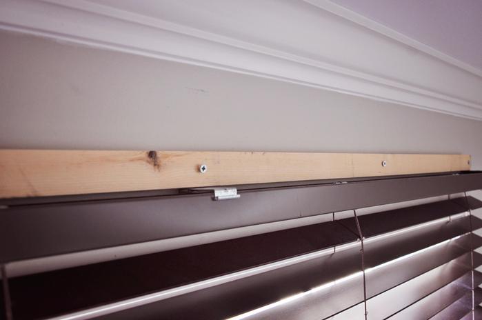 Карниз для штор своими руками: мастер-класс домашний очаг