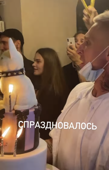 Как дочь Ренаты Литвиновой Ульяна Добровская отпраздновала 20-летие Дети,Дети знаменитостей