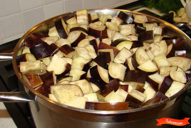 Отличная закуска из баклажан, вкус напоминает грибы