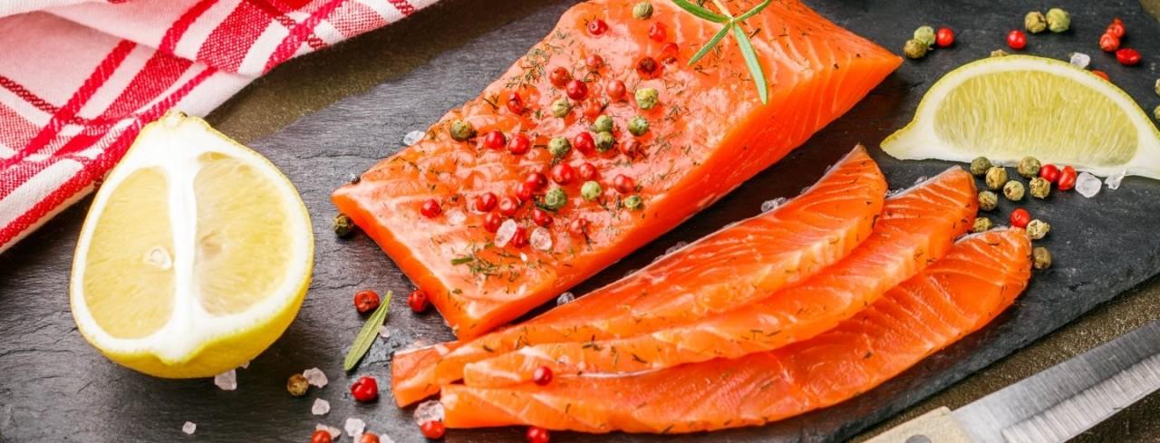 Универсальный рецепт засолки красной рыбки