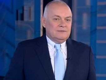 Телеведущий Дмитрий Киселев в эфире ТВ поддержал однополые браки
