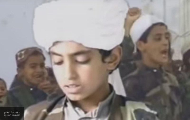 Трамп заявил об уничтожении спецназом США сына Осамы бен Ладена