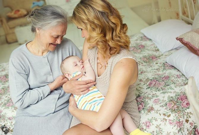 Ты бы бабушкой стать захотела?