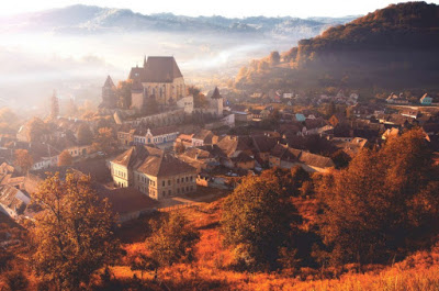 20 фото Румынии - загадочной сказки