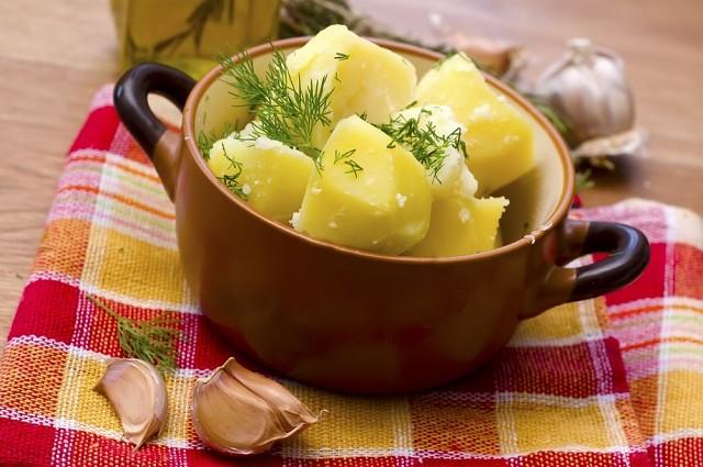 Жареная, вареная и пюре. Кулинарные хитрости при готовке картошки.